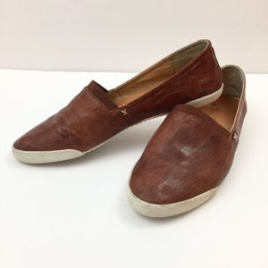 Frye / Melanie slip on shoes size 9